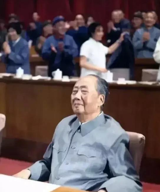 忠贞为国愁,江山谁人守!一组毛主席晚年的照片